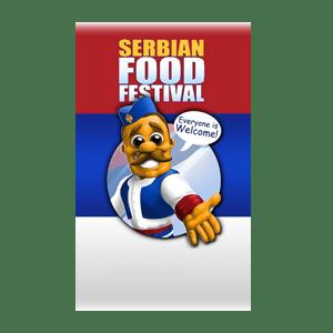 SERBIAN FOOD FESTIVAL