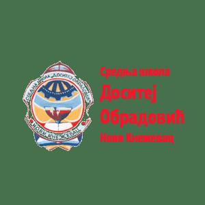 """SREDNJA ŠKOLA """"DOSITEJ OBRADOVIĆ"""""""