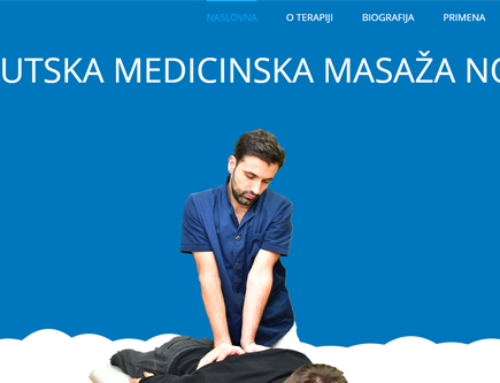 NOVI PROJEKAT – TERAPEUTSKA MEDICINSKA MASAŽA NOVI SAD